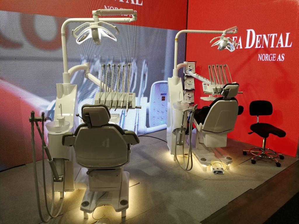 Dental trade fair and shows
