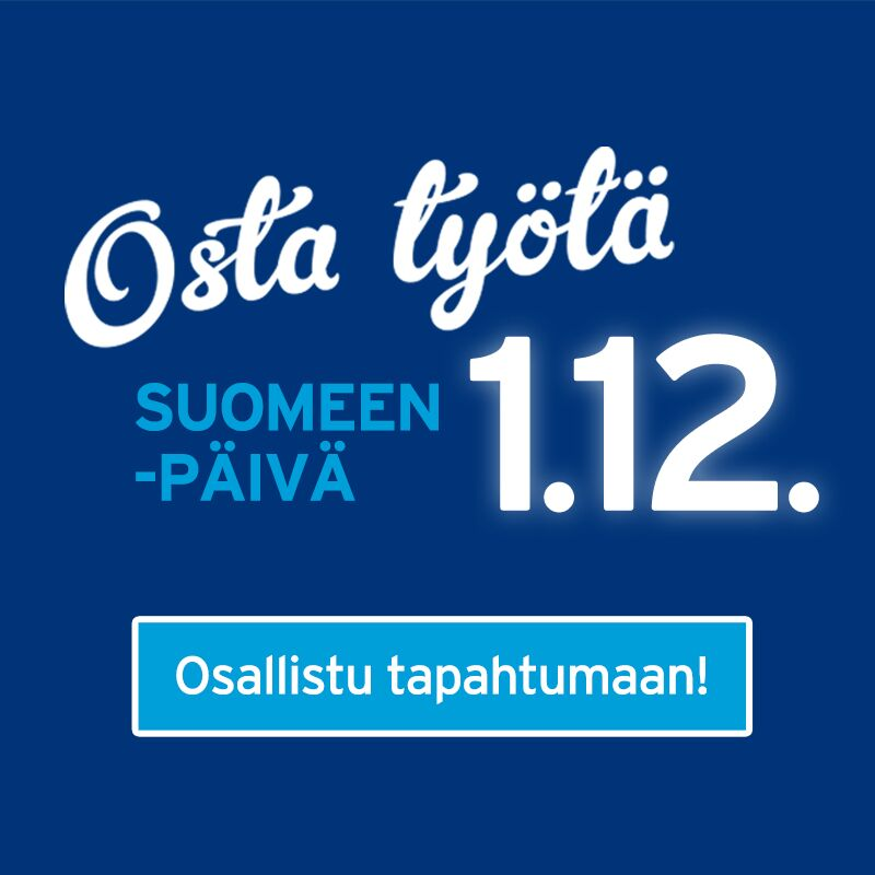 1st of December 2017 is dedicated for Finnish work!
