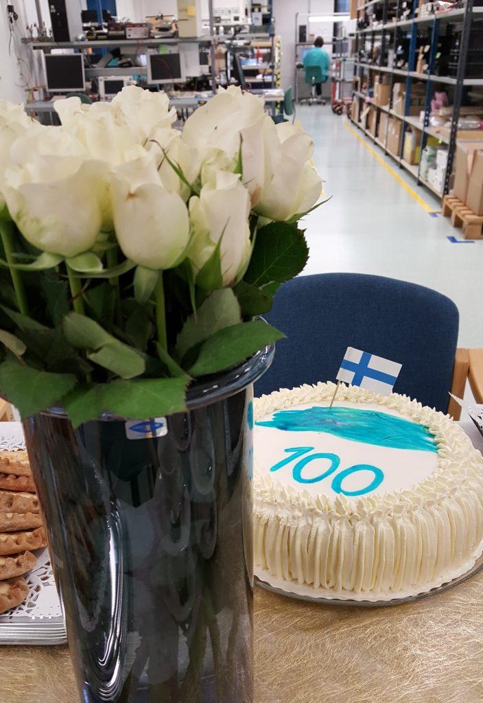 Happy Birthday Finland!