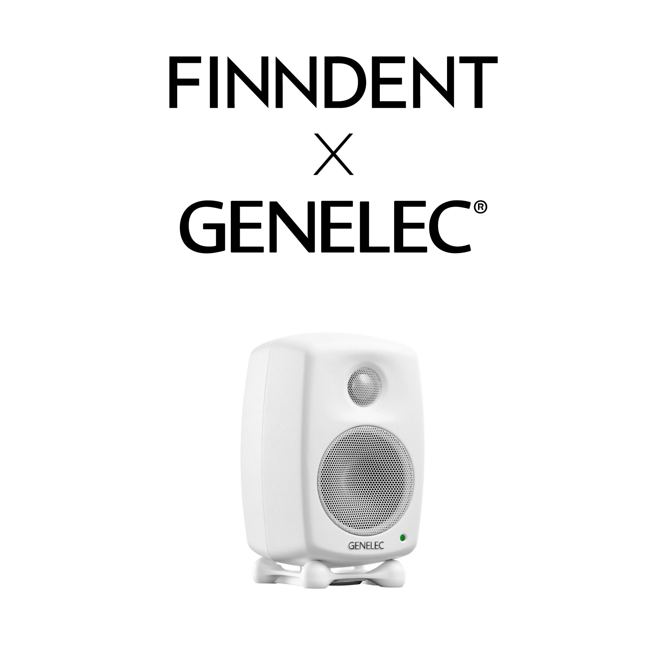 Finndent X Genelec